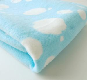 赤ちゃんの毛布
