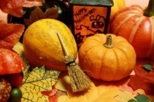 ハロウィンで使うかぼちゃ