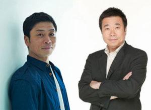 三宅弘城さんと三宅裕司さん